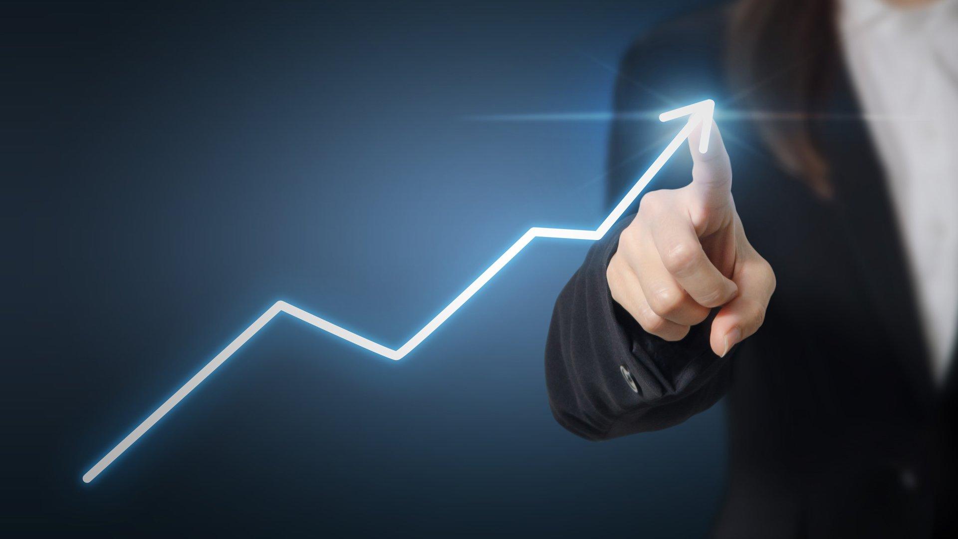 Businessman-plan-growth