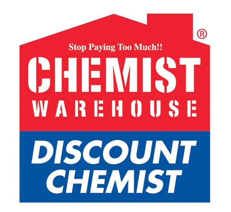 Chemist-Warehouse logo