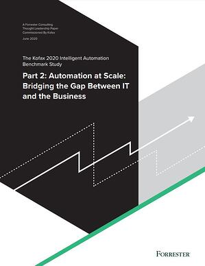 Kofax Benchmark Study Part 2 - Automation at Scale