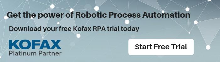 700 x 200 Kofax RPA free trial banner - revised