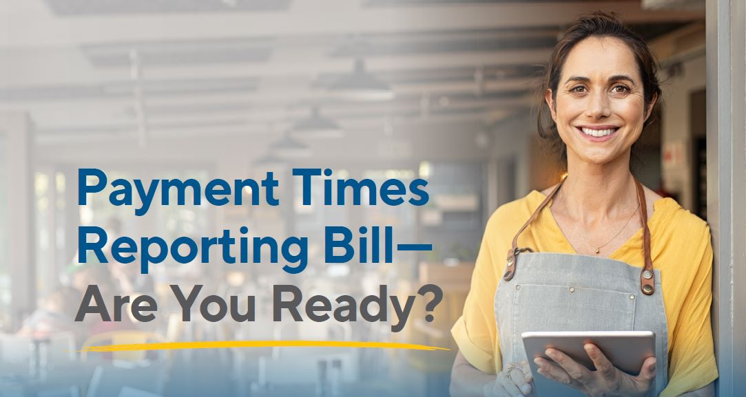 Payment times reporting bill