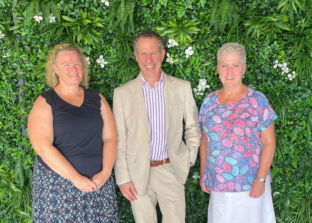 Sunshine Coast Regional Council Gayle Bosworth, Howard Boretsky and Kate Constable v3