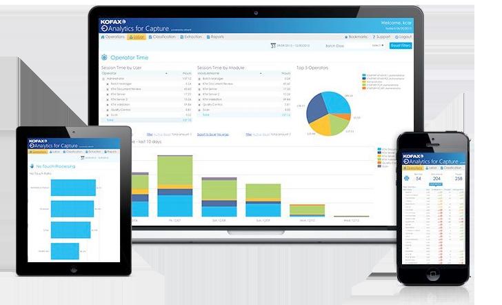 Kofax-Analytics-screens