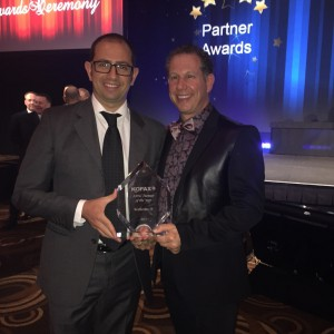 Xcellerate IT wins APAC Partner of the Year!