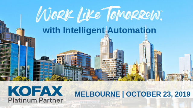 Thank you page -Melbourne - Intelligent Automation Lunch and Learn Oct 2019  - 640 x 360
