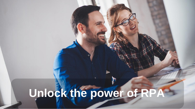 LP banner - Webinar Unlock the power of RPA 640 X 360